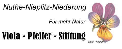 Logo Viola-Pfeifer-Stiftung